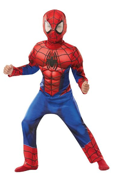 Marvel Deluxe Spider-Man Costume
